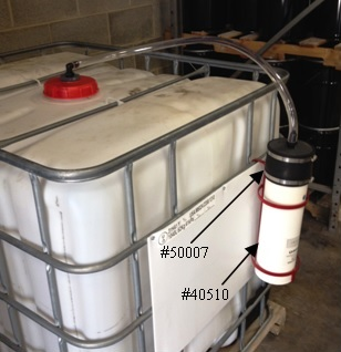 Drierite Vent Drier Systems For Ibc Totes And Tanks