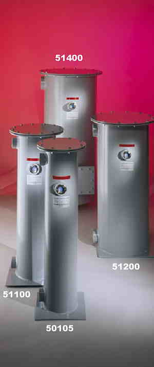 Drierite - Storage Tank Vent Driers